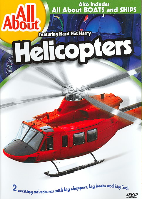 ALL ABOUT HELICOPTERS & BOATS AND SHI (DVD)